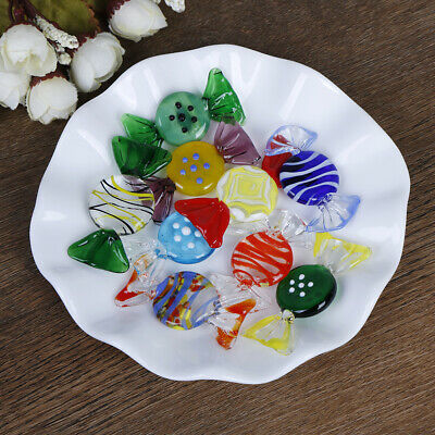 1/5/10Pcs Vintage Glass Sweets Wedding Party Candy Christmas Decoration GiftYHB • 8.29£
