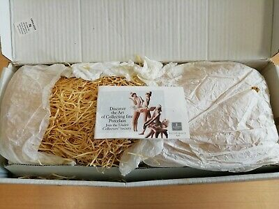 Lladro Porcelain Rare Ford Escort Car In Unmarked Original Boxed Condition. • 299£