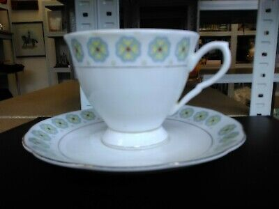 China Cup And Saucer From China • 1.50£