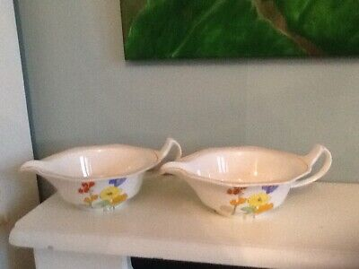 2 Vintage  Tams Ware Gravey Or Sauce Boat • 6.50£
