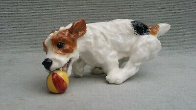 Beautiful Royal Doulton HN1097 Terrier With Ball • 25£