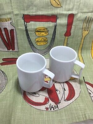Thomas Germany Coffee Mugs X 2 • 9.99£