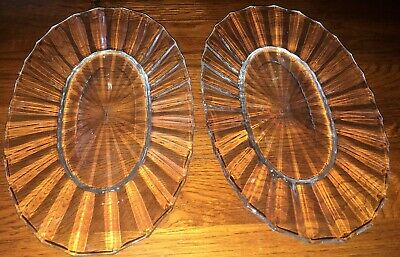 Villeroy & Boch Paloma Picasso Dishes Pickle / Biscuit Plates Set Of Two • 75£