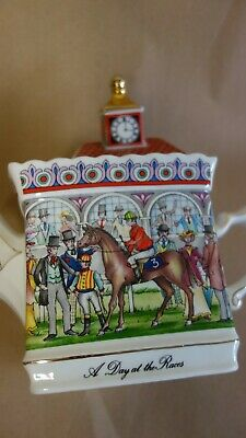 Sadler Teapot Championships – A Day At The Races ( JF8) • 10£