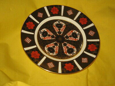 Royal Crown Derby Side Plate Imari 1128 Pattern – Factory Seconds • 15.99£