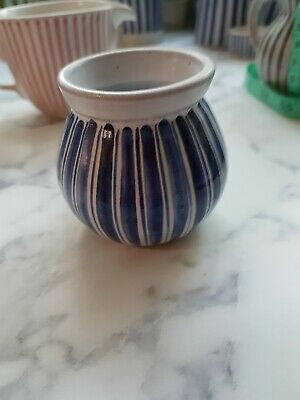 Rye Pottery 2 1/2in Pot No Lid • 2.60£