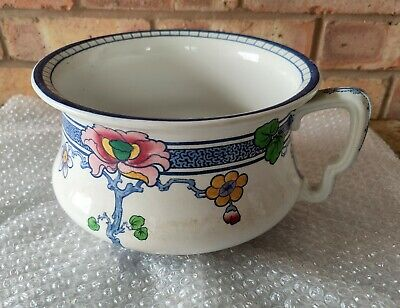 Losol Ware Chamber Pot, Circa 1920s/30s. Numbered. Excellent Condition. • 15£