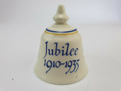 Poole Pottery Bell Jubilee 1910-1935  - Rare • 20£