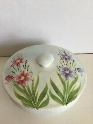 Radford  Powder  Bowl,  Very  Pretty • 3.50£