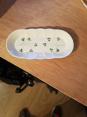 Donegal China Shamrock Dish • 9.99£