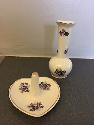 Lord Nelson Pottery Ring Holder And Vase  • 1.80£