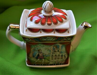 Shakespeare Romeo And Juliet Sadler Vintage  Teapot In Immaculate Condition • 29.99£