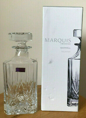 Waterford Crystal Marquis Maxwell Decanter Brand New In Box • 34.99£