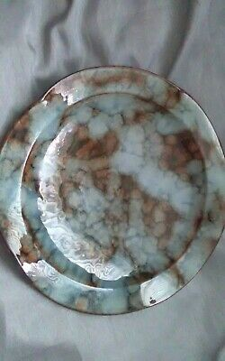 Ewenny Pottery Plate • 9£