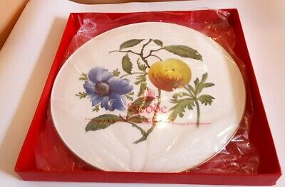 "Spode Victoria Anemone & Apple Large Cake / Gateaux Plate Stand 11"" • 19.90£"
