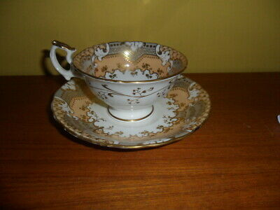 Early 20th Century Cabinet Tea Cup & Saucer • 1.99£