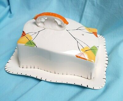 Vintage Alfred Meakin Cheese Dish And Cover • 1.99£