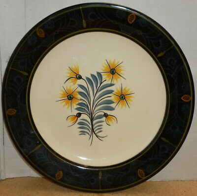 Henriot Quimper Plate. Hand Painted ,Signed.  • 24.95£