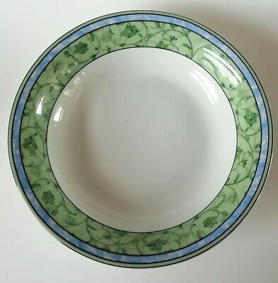Wedgwood Watercolour Pasta / Serving Bowl - 8 1/2 Inches • 20£