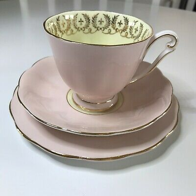 Vintage Queen Anne Cup Saucer And Side Plate • 12£