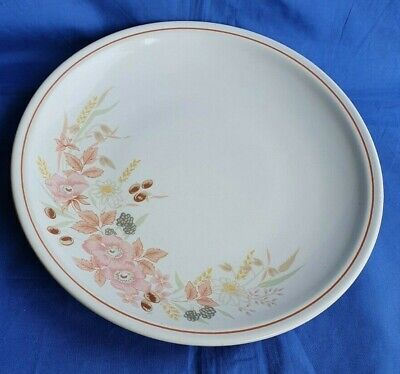 Boots Hedge Rose Dinner Plate (H468) • 3.50£