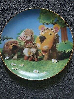 Vintage The Herbs Plate  • 2.40£