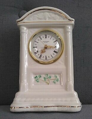 Donegal Parian China Mantel Clock • 19.99£