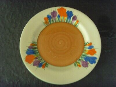 Clarice Cliff Crocus Side Plate  18 Cm • 20£
