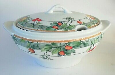 Wedgwood Eden Soup Tureen And Lid - 8 Pints • 75£