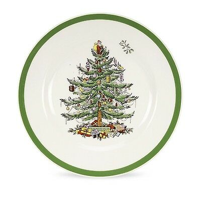 Spode Christmas Tree Plate 20cm (Set Of 4) • 25.50£