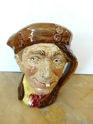 Royal Doulton Large Size Character Jug  Arry  Brown Pearly Boy.  • 290£