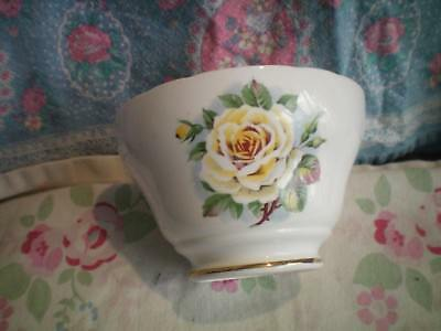 Sugar/trinket Bowl By Regency Silver Queen Chintzy Roses Design  Vintage  Vgc • 2.99£
