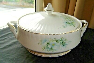 Large Royal Stafford Blossom Time Tureen And Lid • 15.99£