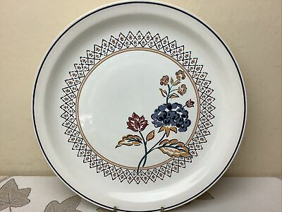 "Boots Camargue Dinner Plate Cross Hatching Version Superb Condition 10"" • 9.99£"