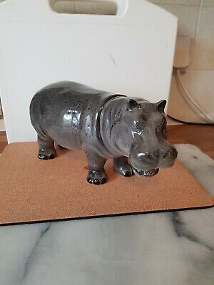 Large Melba Ware Hippo Approx L28cm X H14cm  • 35£