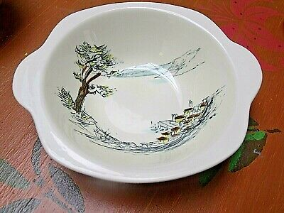 Midwinter Riviera 7  Lugged Bowl • 14.95£
