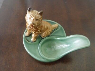Vintage Wade Westie Dog Pipe Stand • 5£