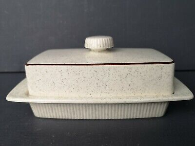 Rare Poole Pottery Parkstone Butter Dish • 4.99£