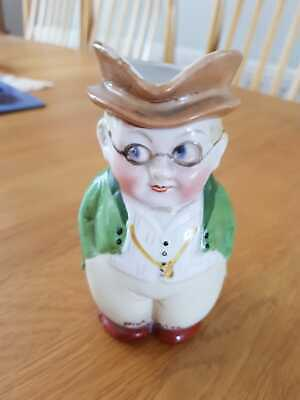 MR PICKWICK Rare Antique Collectable Vintage Small Toby Jug • 5£