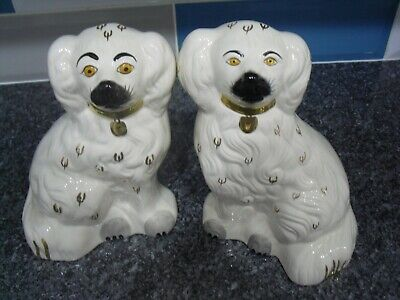 Pair Of Beswick Wally Mantle Dogs Great Condition • 15£