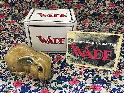 Vintage Wade China Rabbit In Original Box - Arundel Bunny - Easter • 16.99£