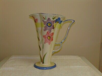 Art Deco  Dover  Arthur Wood Stunning Jug China • 60£