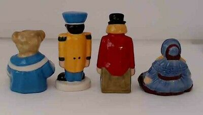 Wade Toy Collection Set Of 4 From 1998. Perfect Condition • 30£