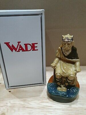 Wade Myths And Legend King Canute Figure • 21£