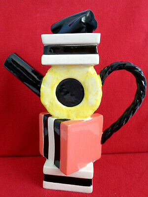 ** Delightful Liquorice Allsorts Large Cardew Teapot ** ** Excellent Condition * • 39.99£