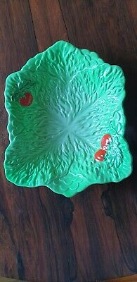 Beswick Dish - Green Leaves No. 6 217 Approx 8.5  • 0.99£