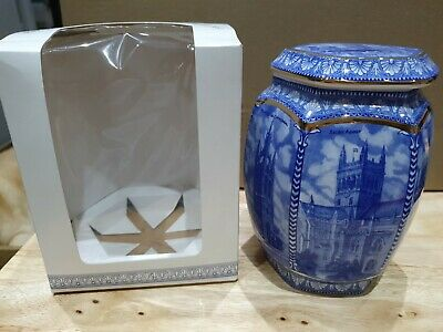 Ringtons Millennium Cathedral Storage Jar By Wade  • 3.50£