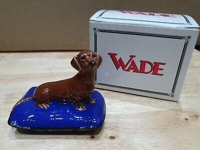 Wade Dachshund Figure Wade On Tour 1997 • 2.50£