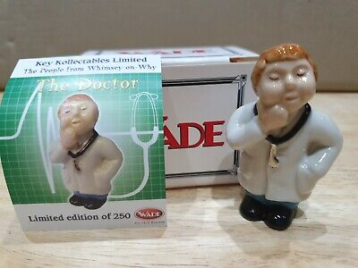 Wade Key Kollectables The Doctor Ltd Ed • 2.50£
