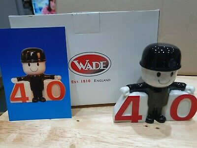 Wade Key Kollectables Fred At Forty Ltd Ed  • 5£